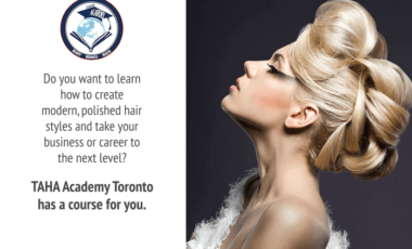 Hairstyling & Hairdressing Course Toronto