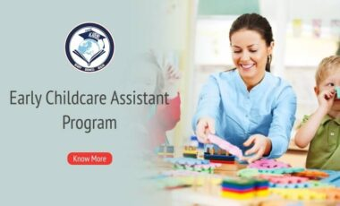 Early Childhood Care Assistant Course in Toronto