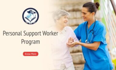 Personal Support Worker Course in Toronto