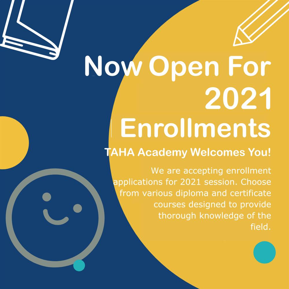 Enrollments Open